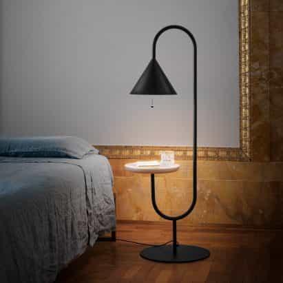 Diez de los últimos diseños de iluminación en Dezeen Showroom