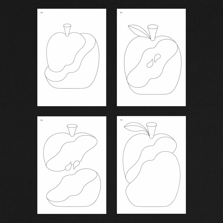 Las variaciones de apple