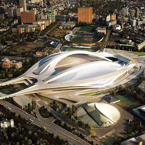 Cinco controversias de arquitectura y diseño que sacudieron los Juegos Olímpicos de Tokio