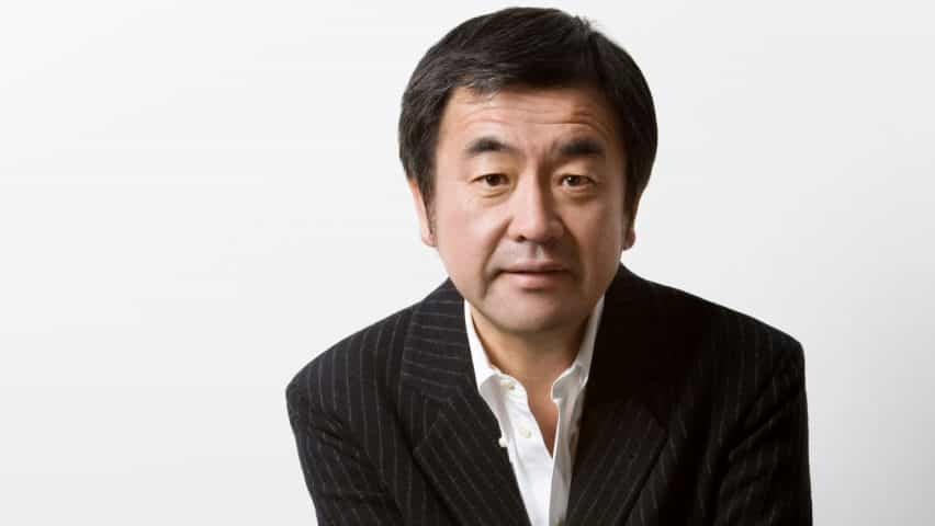 Retrato de Kengo Kuma