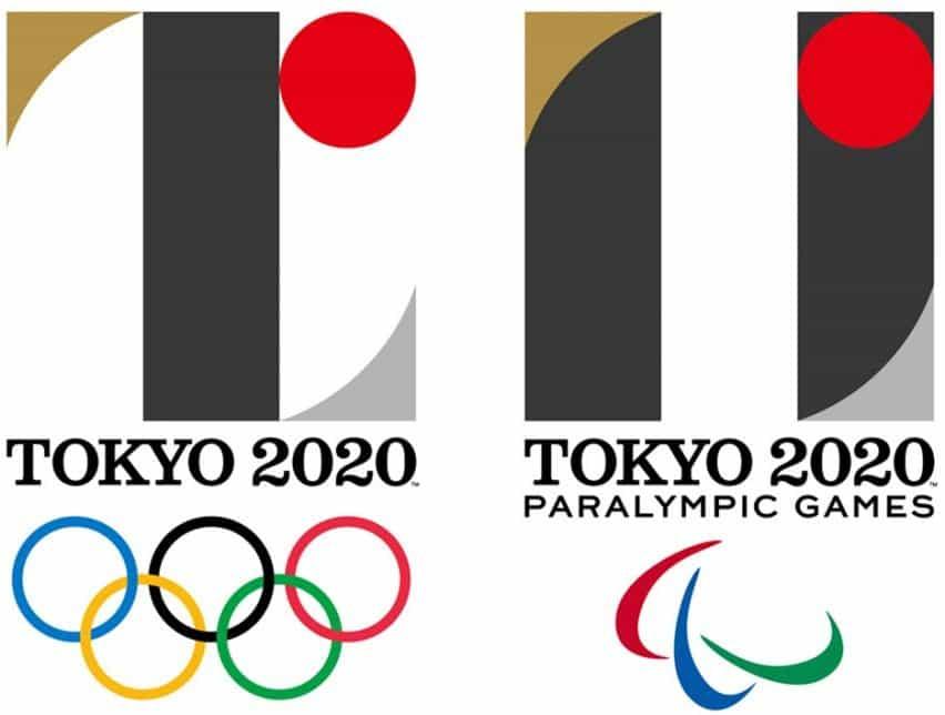 Logotipo olímpico de Tokio 2020 por Kenjiro Sano