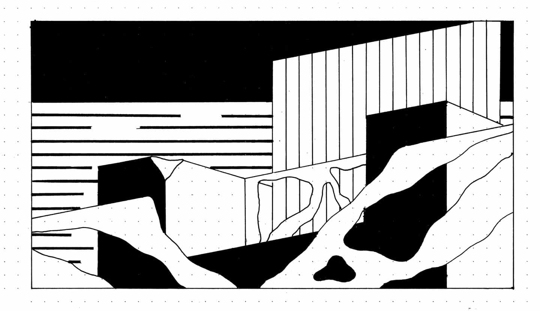 Nicolas Nadé en el crecimiento de las plantas, la espontaneidad y sus ilustraciones maravillosamente secuenciales