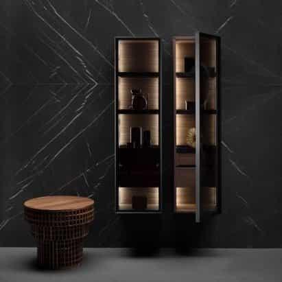 Mueble de baño Butler de Andrea Federici para Falper