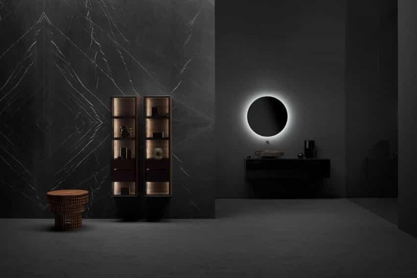 Mueble Butler de Andrea Federici para Falper