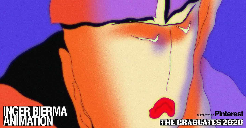 Animador Inger Bierma en la búsqueda de un sentido de libertad a través de su película graduado, Manta