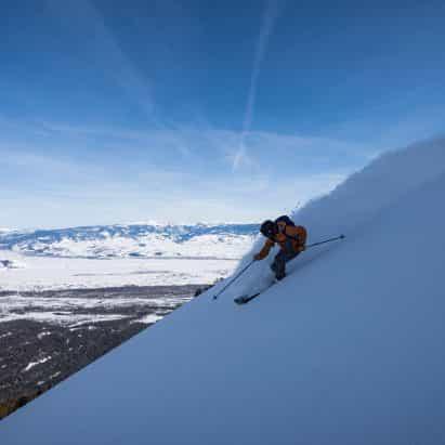 WNDR Alpine desarrolla esquís hechos de algas