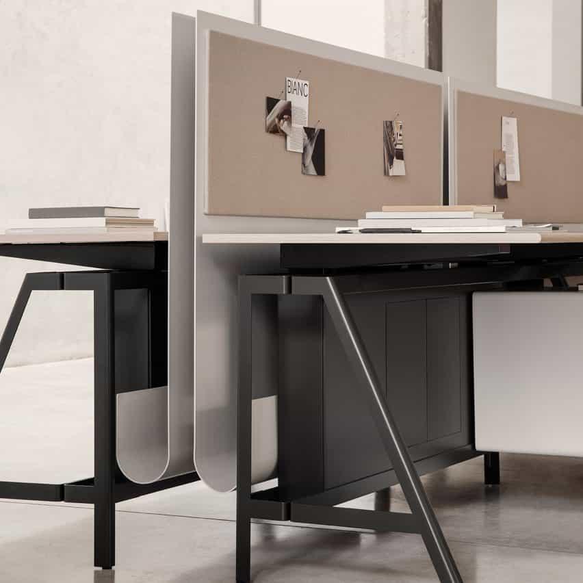 COI diseña Solari estación de trabajo en colaboración con Gensler