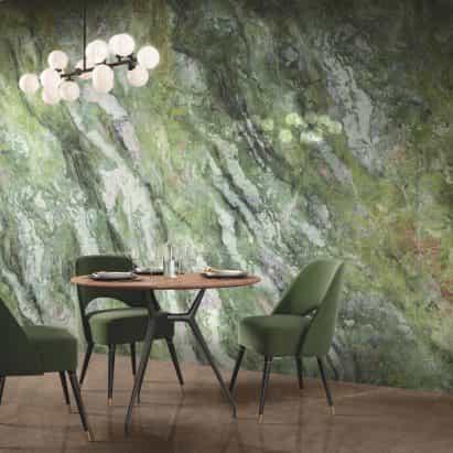 Fabbrica Marmi e Graniti lanza cinco azulejos de superficie de efecto de mármol
