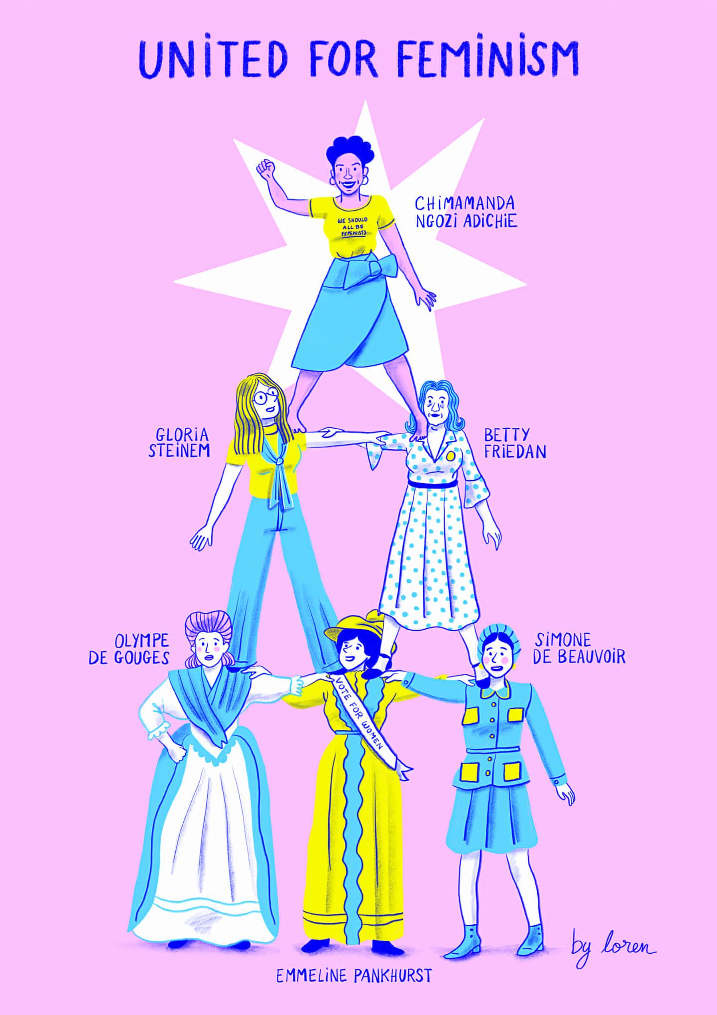 Lauraine Meyer: Unidos para el feminismo
