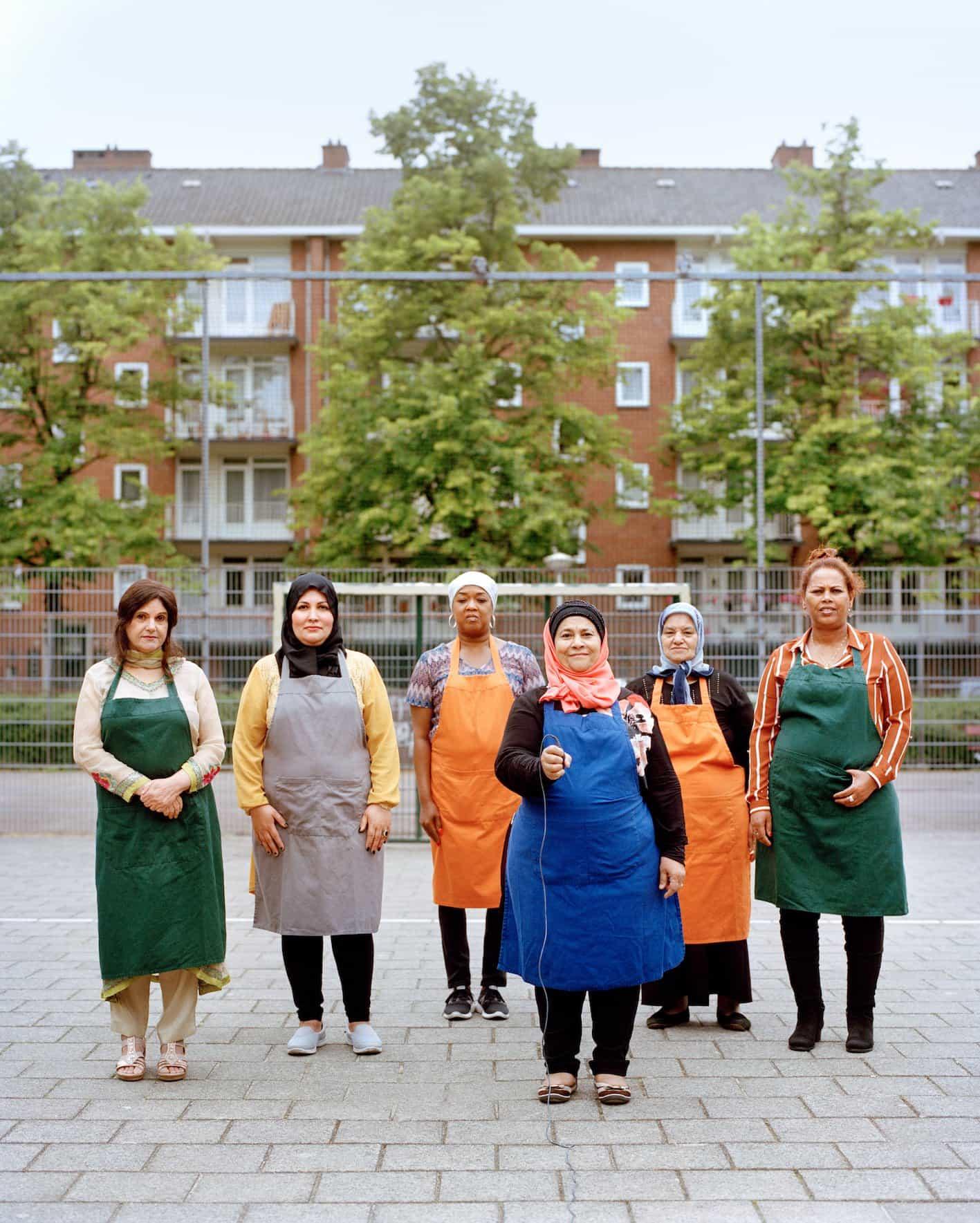 Un espectáculo de womxn, celebrando inspirar womxn, por W + K Amsterdam
