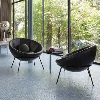 Arper exhibirá sillas nuevas y clásicas en el Salone del Mobile