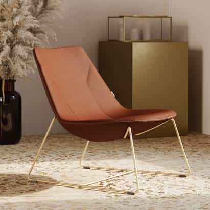 Chic Lounge de Christophe Pillet para Profim