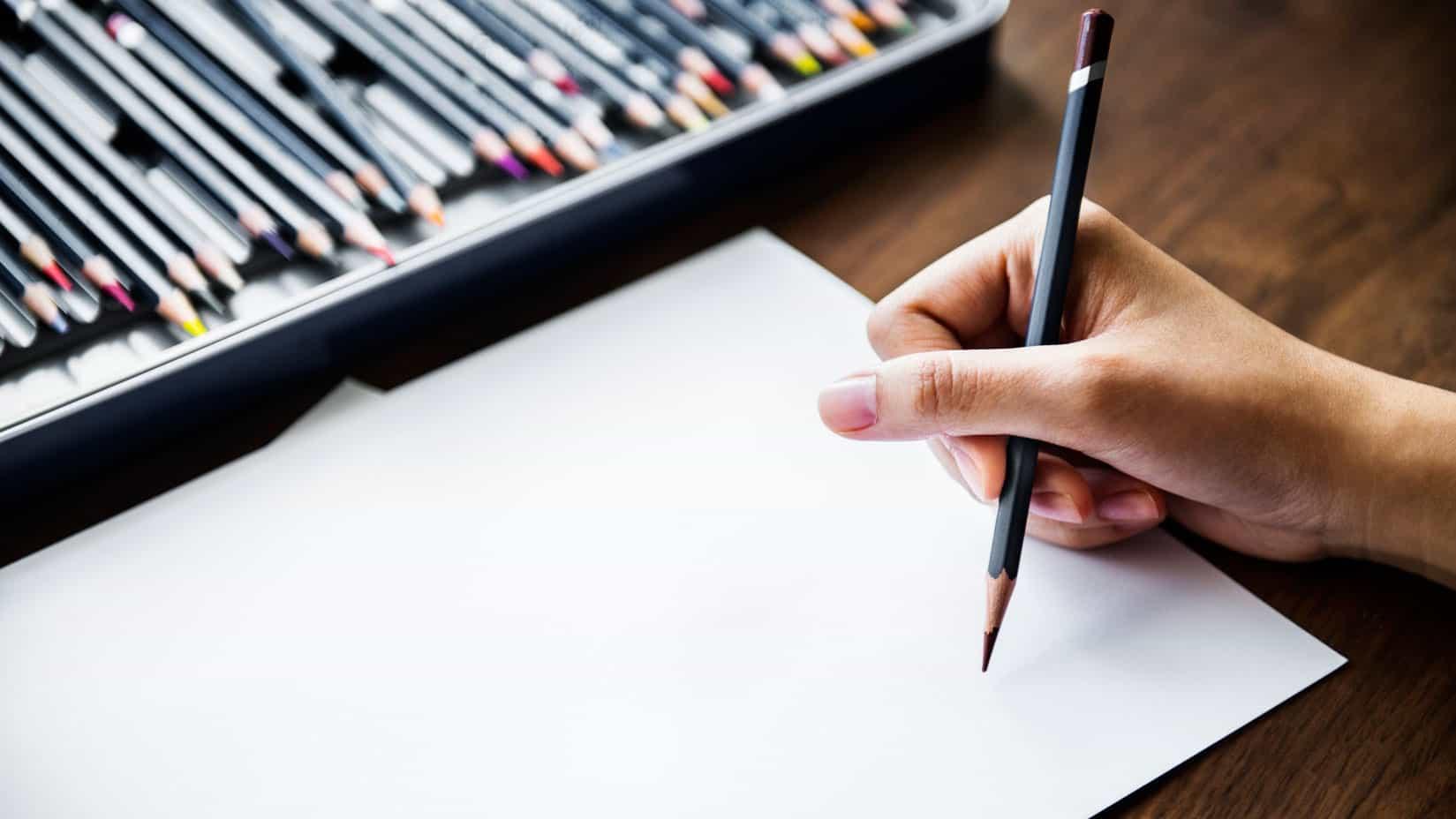 Descubre lo que las herramientas de dibujo mejor se adapten a su estilo.