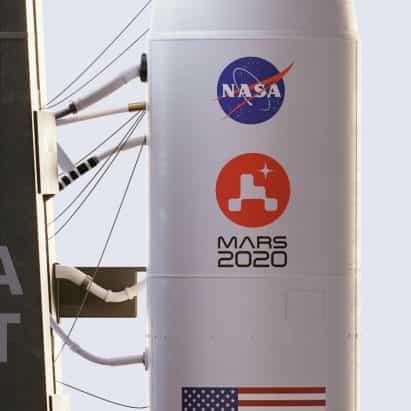 Esta semana, Rolls-Royce tuvo un cambio de marca y la misión de la NASA Mars consiguió un logotipo