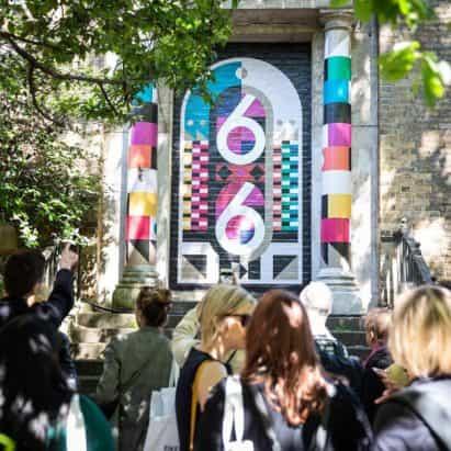 Clerkenwell Design Week pospuso debido al brote de coronavirus