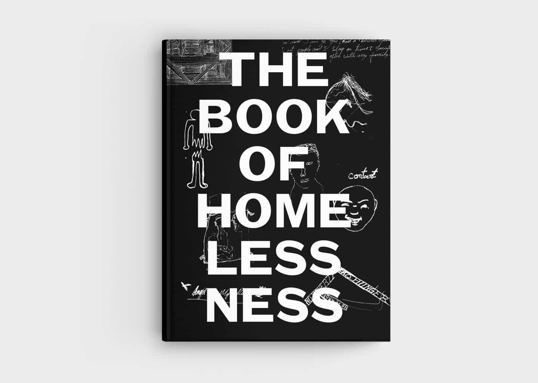 El libro de la falta de vivienda es la primera novela gráfica hecha por creativos sin hogar.