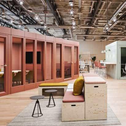 Pod para sala de reuniones Verandas by Spacestor