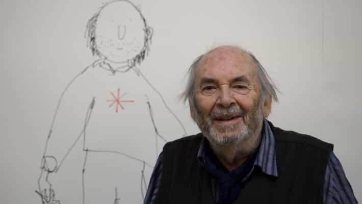 Quentin Blake: The Drawing Of My Life es un nuevo documental de la BBC sobre el hombre que ilustró nuestra infancia.