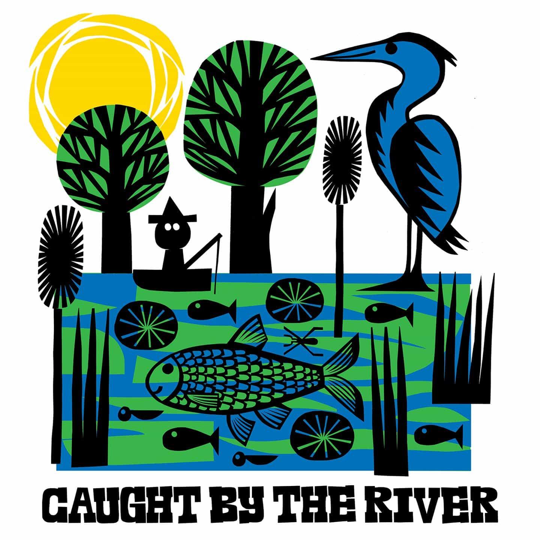 Atrapado junto al río (Copyright © Adam Higton, 2021)