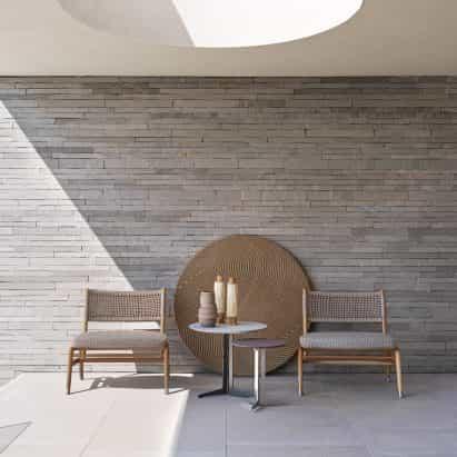 Flexform lanza su primera colección de muebles de exterior
