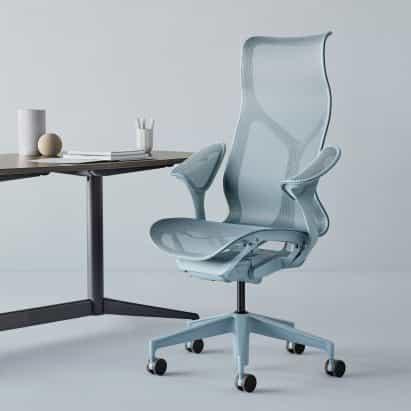 silla de cosm por Studio 7.5 para Herman Miller