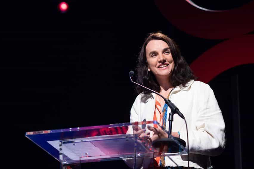 charla en vivo sobre la relación entre el deporte y el diseño como parte de VDF