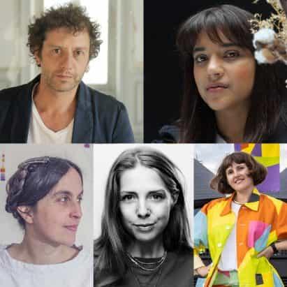 Ma-tt-er y Dezeen presentan un panel de discusión en vivo sobre inteligencia textil para la London Craft Week