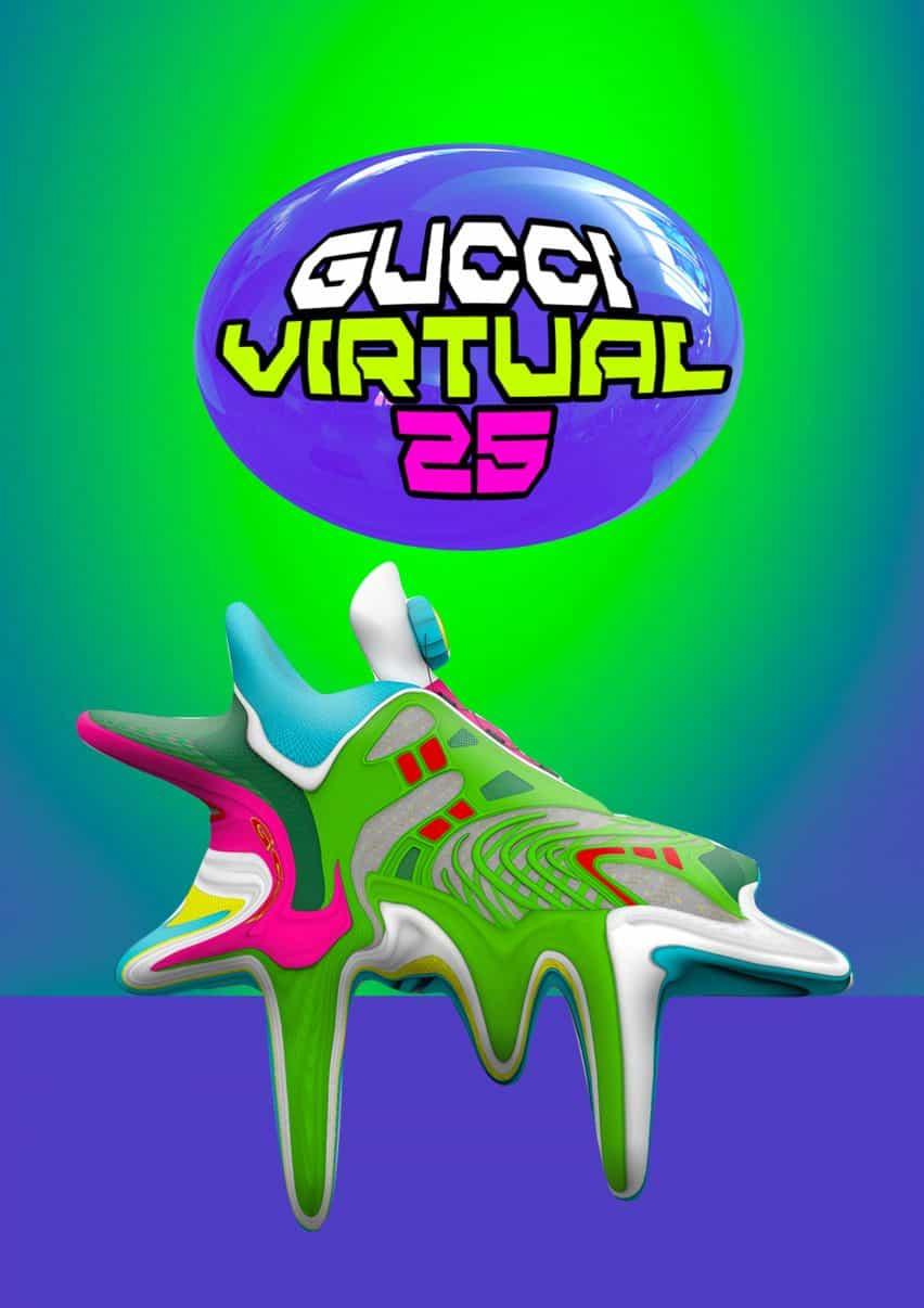 Fondo de pantalla del entrenador Gucci Virtual 25