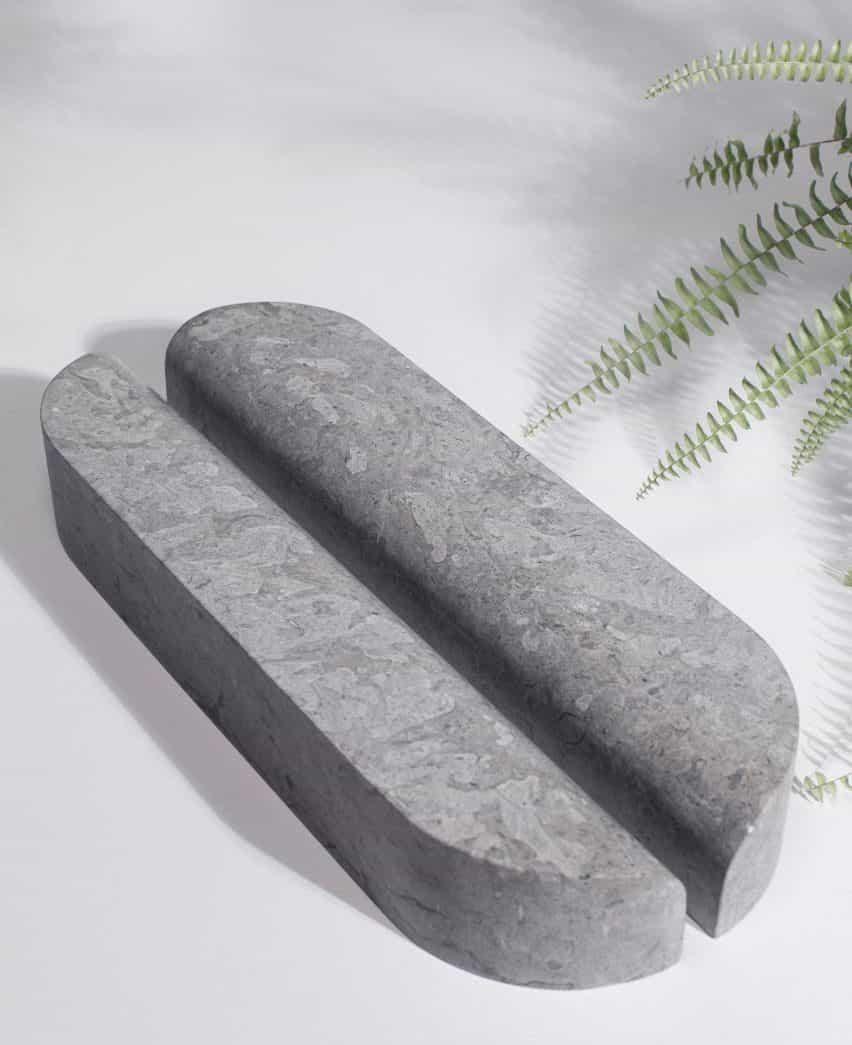 Alus por Siim Simmermann en piedra caliza