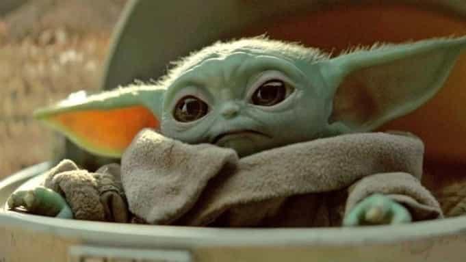 Bebé Yoda era casi mucho menos linda (y mucho más horripilante)