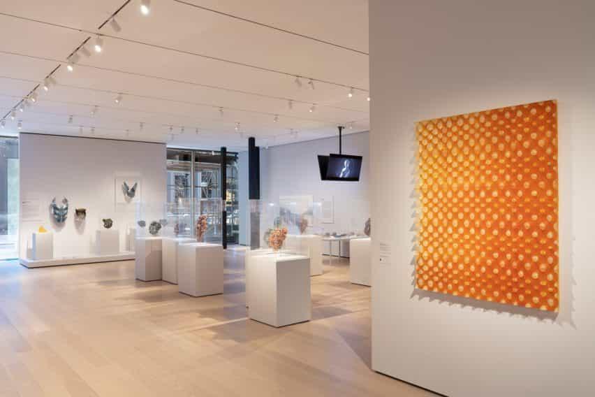 Ecología material mediante Neri Oxman MoMA