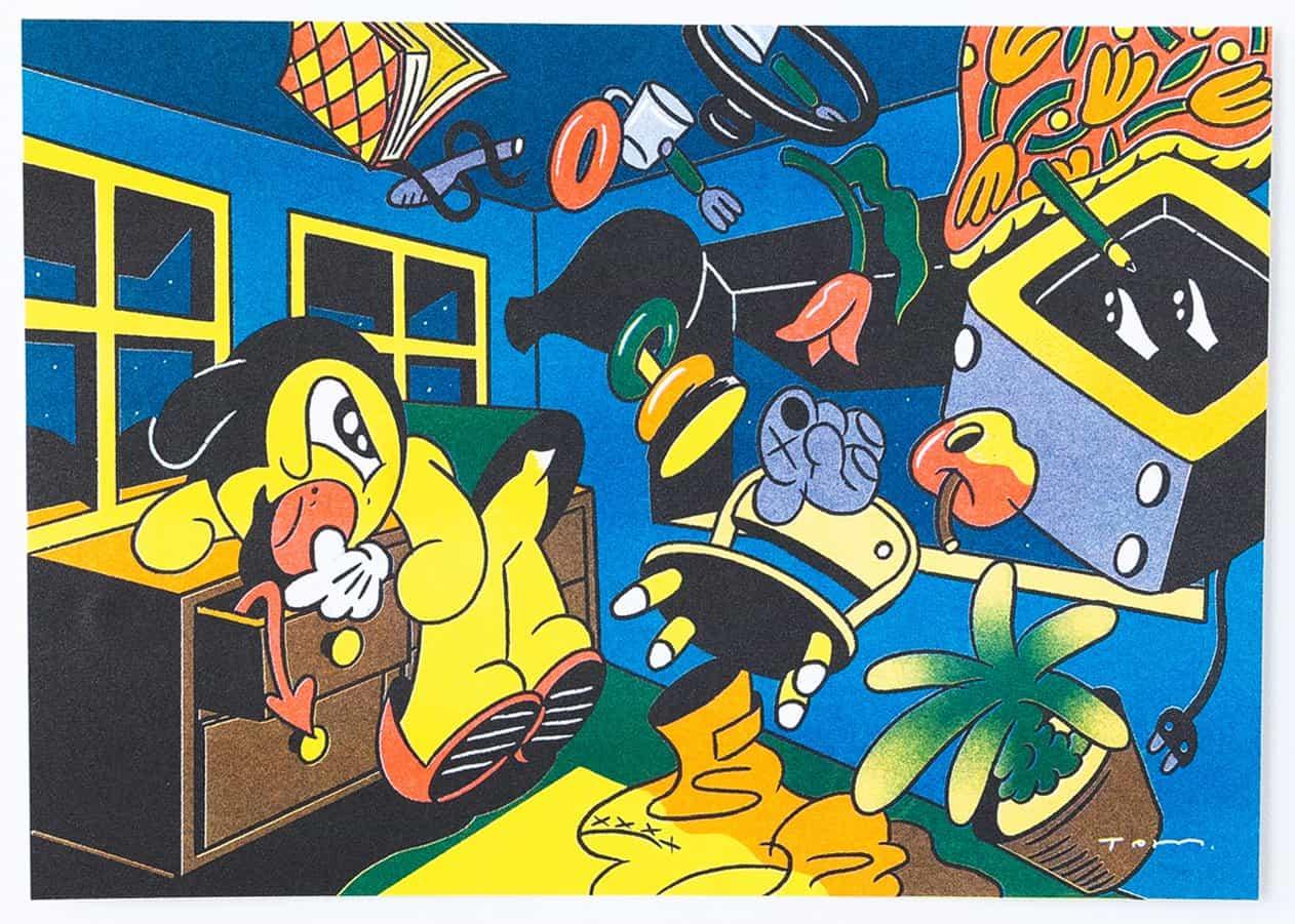 Trampolín: Diablo en el cajón (Copyright © Trampolín, 2021)