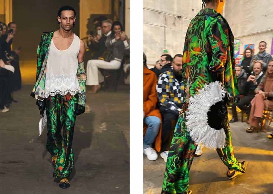 Fotos: Allesandro LUCIONI (izquierda) y Glamcult (derecha)