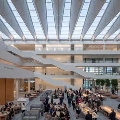 arquitectura coronavirus diaria y de información de diseño: 20 Abril