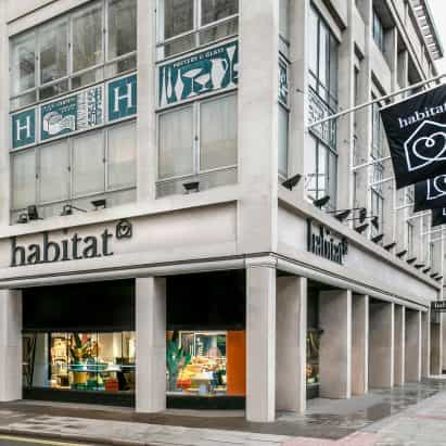 Hábitat para cerrar la tienda insignia en la carretera Tottenham Court de Londres después de más de medio siglo
