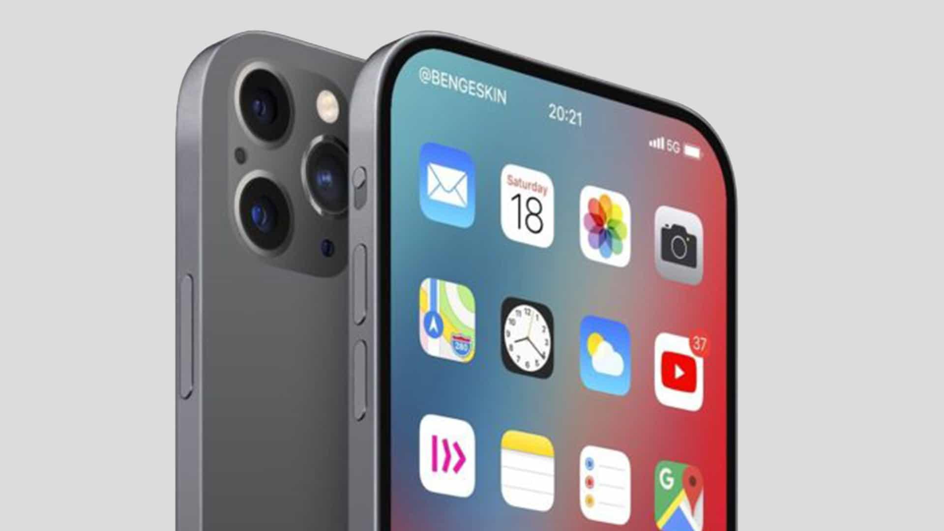 ¿Odias la muesca del iPhone? Puede que te guste la nueva y extraña patente de Apple