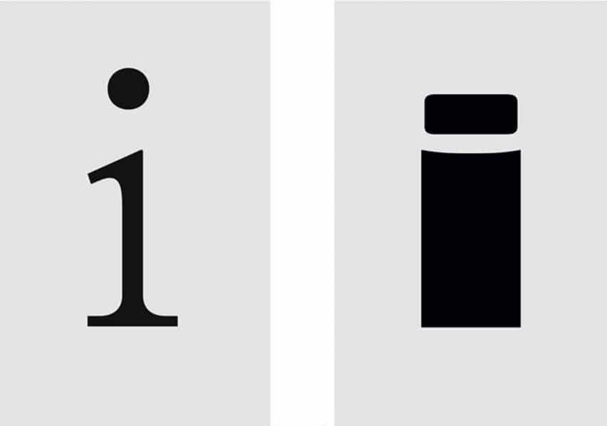 XX, XY formas de letras