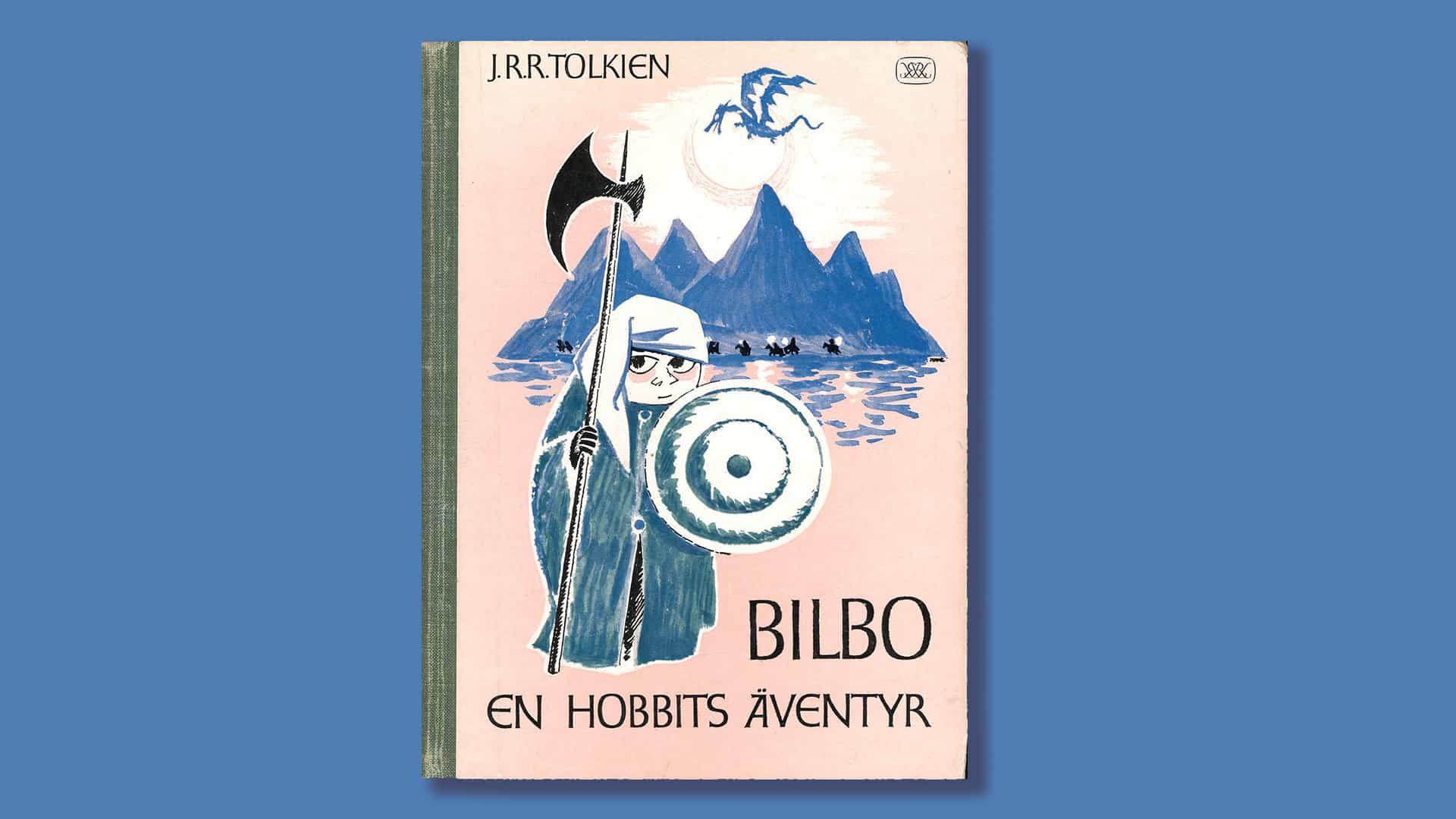 Artista de Moomin se enfrenta a El Hobbit de Tolkien