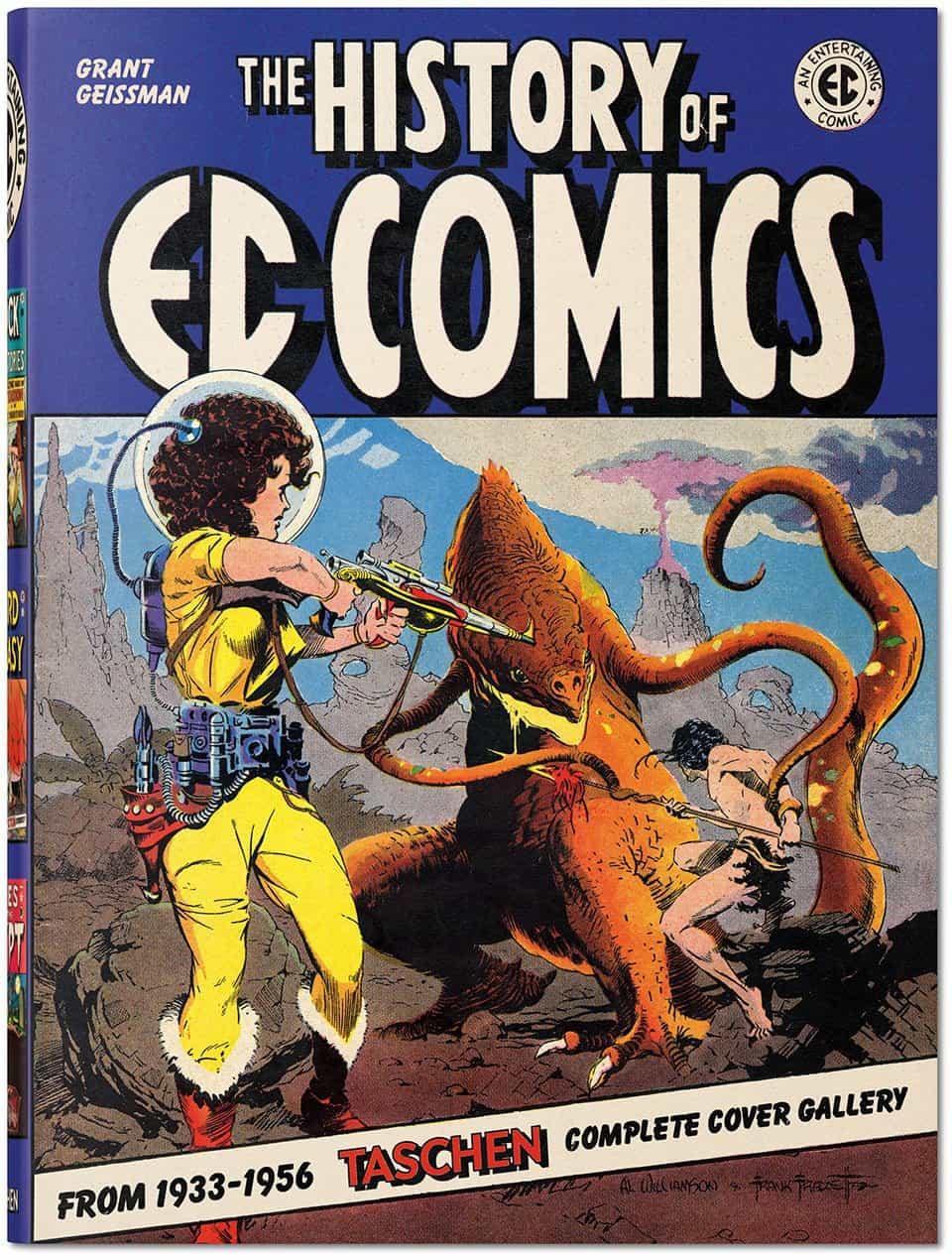 """""""La mayoría de los cómics notorios del mundo"""" editor CE exploraron en la épica tomo Taschen"""