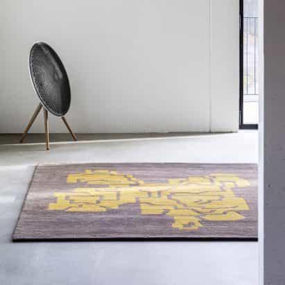 Fragmentos 1-5 alfombras por OEO Studio para Massimo