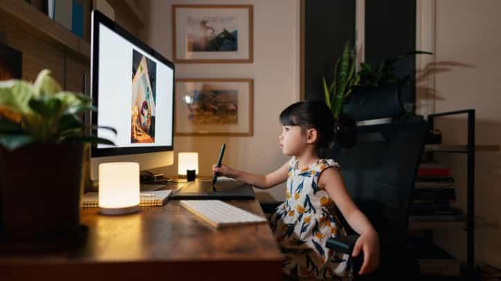 Las mejores tabletas de dibujo para niños en 2021
