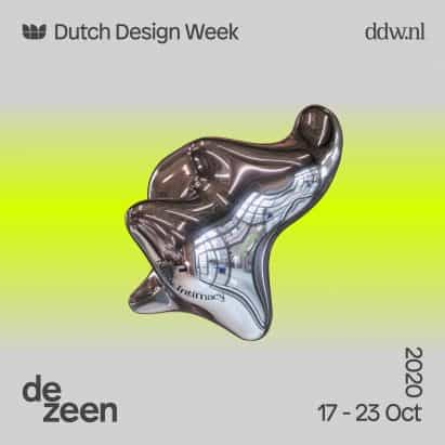 Dezeen presenta un recorrido virtual de la Semana del Diseño Holandés más cinco conversaciones en directo con diseñadores emergentes