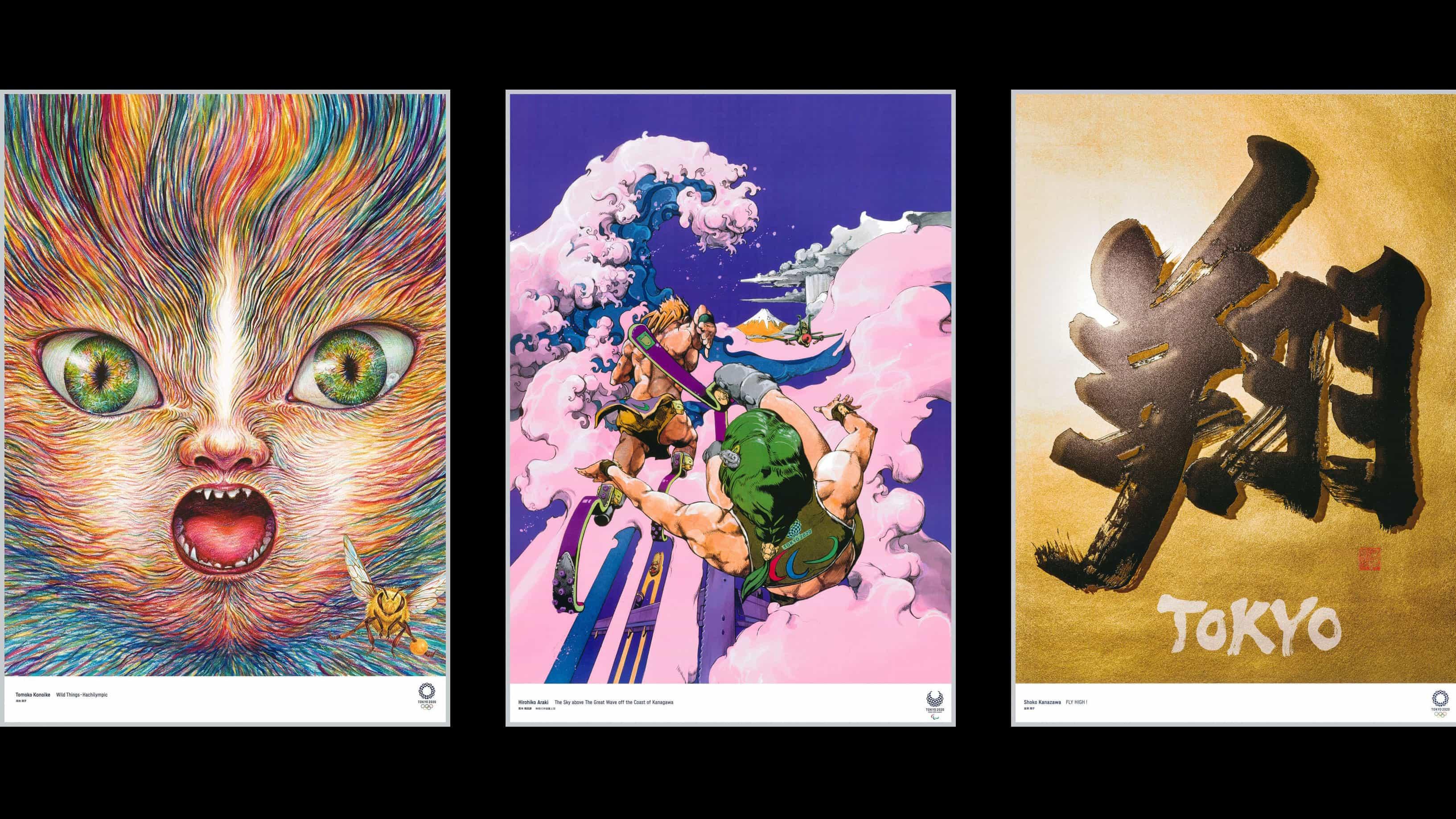 Artistas de todo el mundo interpretan los Juegos.