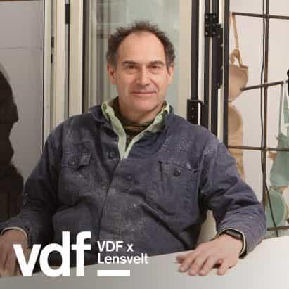 conversación en vivo con el diseñador de Joep van Lieshout y Hans Lensvelt para Virtual Design Festival