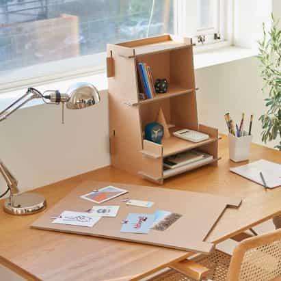 Última oportunidad para participar en un concurso de Samsung y Dezeen de diseños innovadores de cartón reciclado