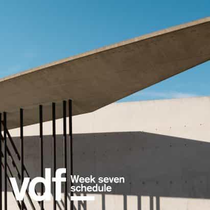 Frida Escobedo, Junya Ishigami, Eva Jiřičná y la función de Tom Dixon en VDF esta semana
