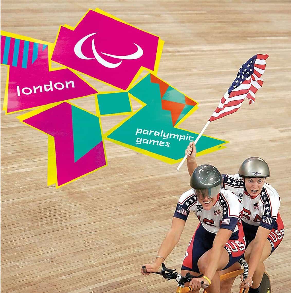 Wolff Olins: Londres 2012 Juegos Paralímpicos de identidad