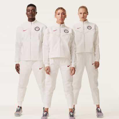 Nike revela uniformes para los Juegos Olímpicos de Tokio 2020