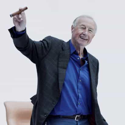 visionario diseñador británico muere Terence Conran