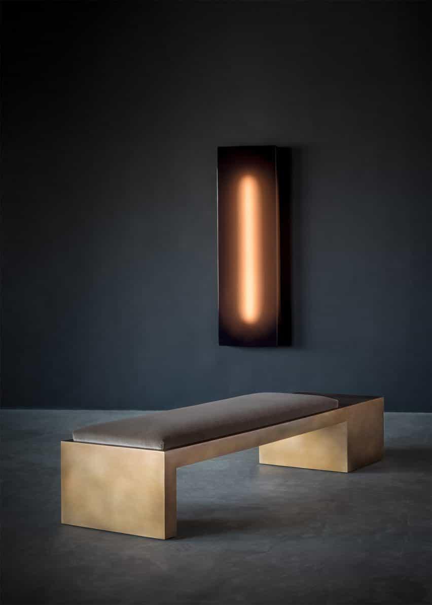 Banco Offset Cube de Videre Licet a través de la galería Twentieth